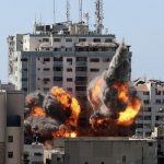 U.S. Press Leaders Urge Israel to Halt Strikes on Media Facilities After Destroying al-Jalaa building