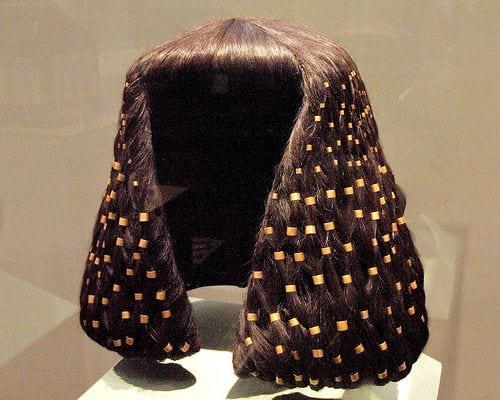 Queen Tiye's Hair Care Routine: How you can keep your hair healthy for thousands of years!
