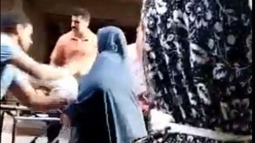 Father Throws his Daughter from the 3rd Floor at Al-Ayyat Center in Giza, Egypt