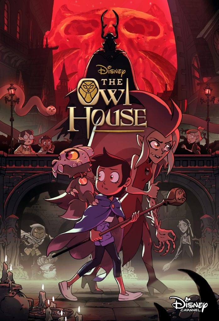 Disney Channel Conjures a Third Season of 'The Owl House'