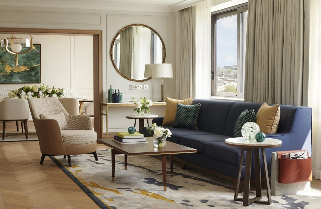 The Carlton Tower Jumeirah opens in Knightsbridge following a complete transformation