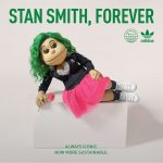 Abla Fahita collaborate with Adidas MENA for their Green Stan Smith, Forever