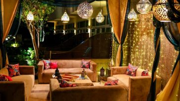 Best Ramadan Tents for the Ultimate 2021 Ramadan Night in Cairo, Egypt