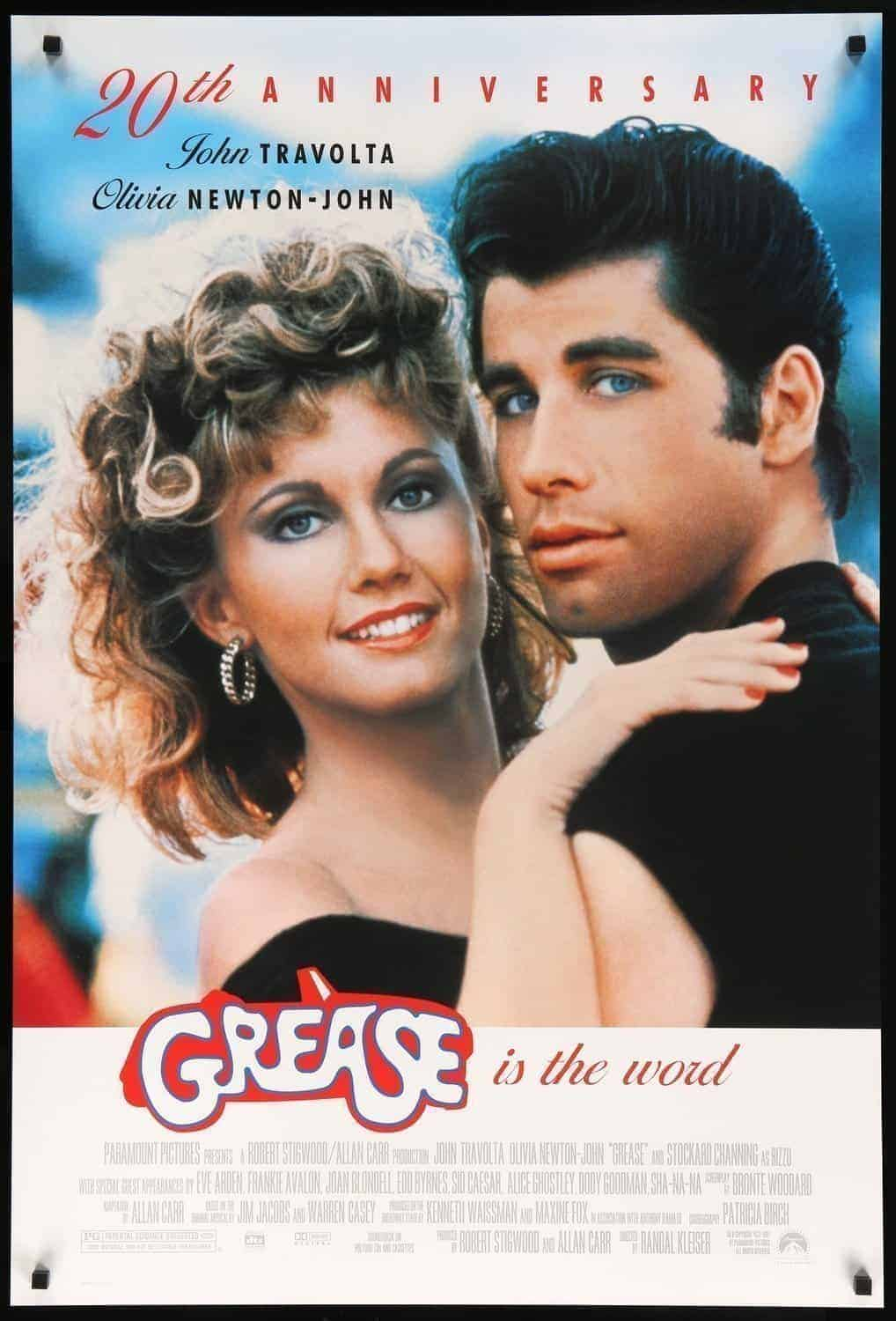 grease 1978 R98 original film art 1200x