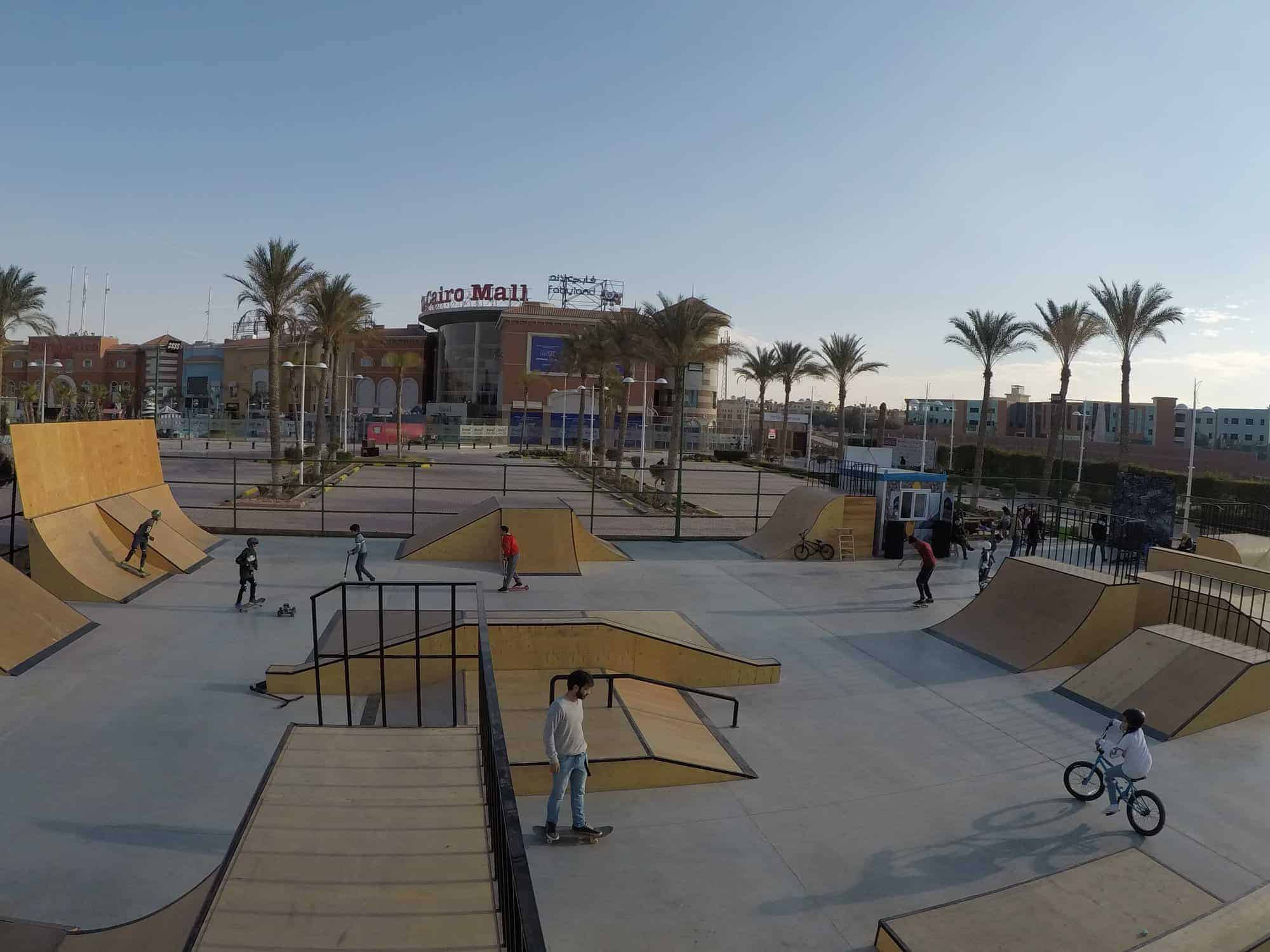 4 Spots In Cairo That Will Make You Fall In Love With Skating