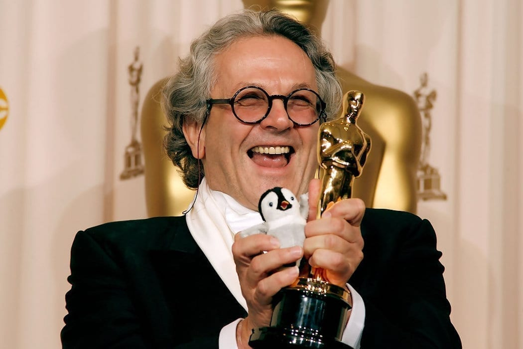 Nicolas Mouawad to Star in a Film by Oscar Winning Director George Miller!
