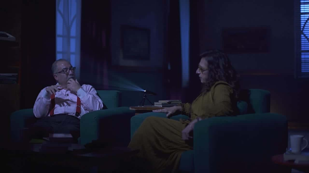 ماريان خوري في حلقة عن رائدات ورواد فن السينما العربية مع إبراهيم عيسى