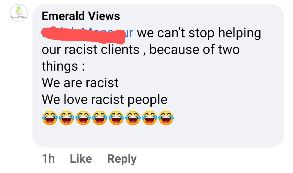Emerald Views: Your Recipe To Be Proudly Racist Against Your Own People
