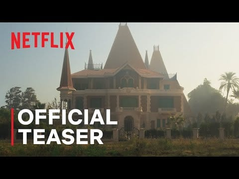 """""""PARANORMAL"""" Launches globally on Netflix November 5"""