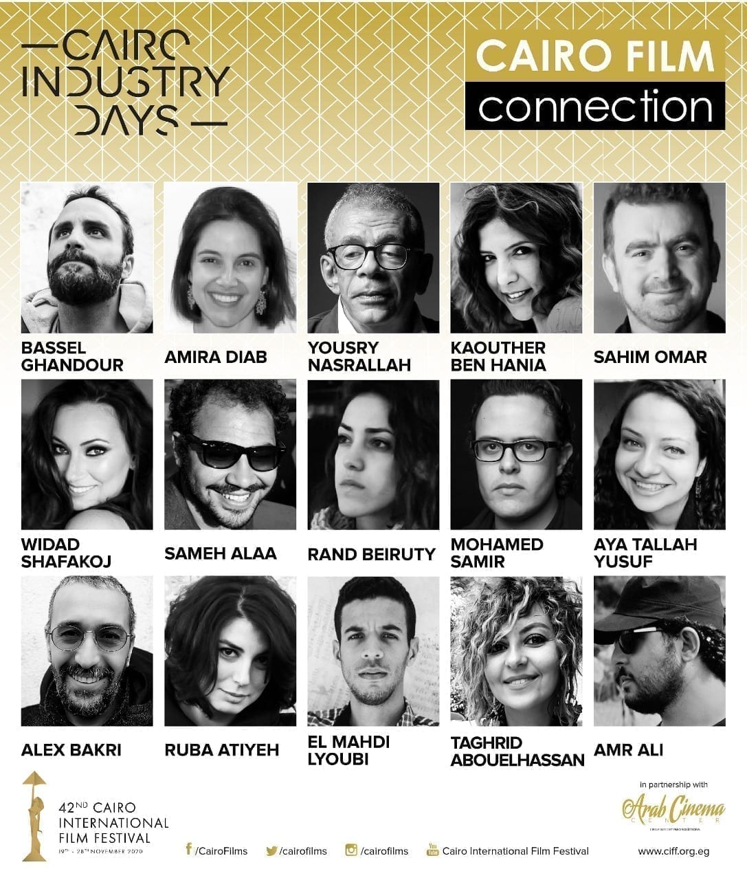 Cairo Film Connection Presents $250,000+ Worth of Awards