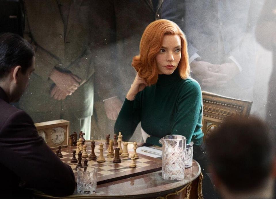 Queen's Gambit ازاي نيتفلكس اختصرت الحياة في رقعة شطرنج