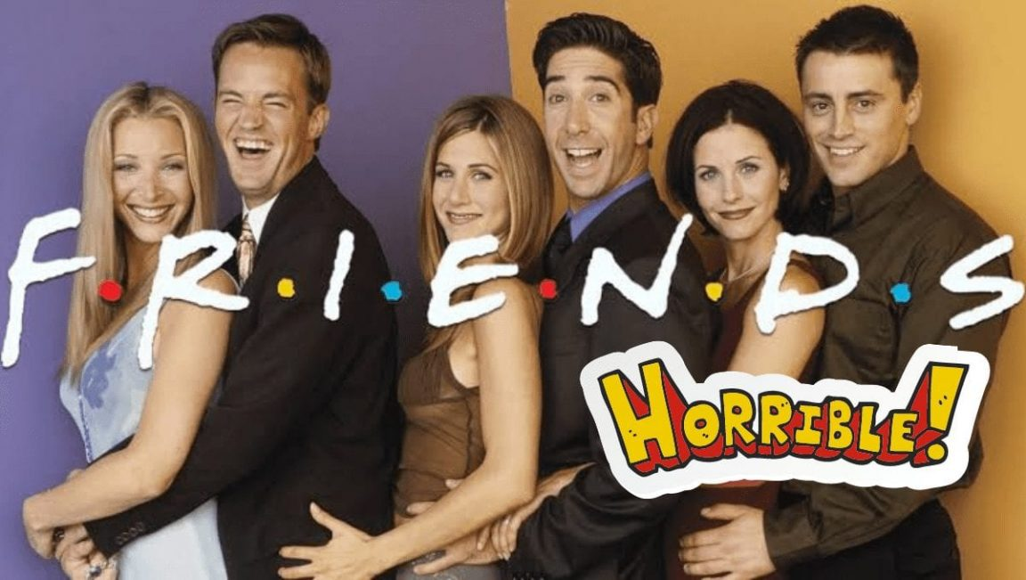Unpopular Opinion: Friends is a Toxic Show, and We Have 7 Reasons Why!
