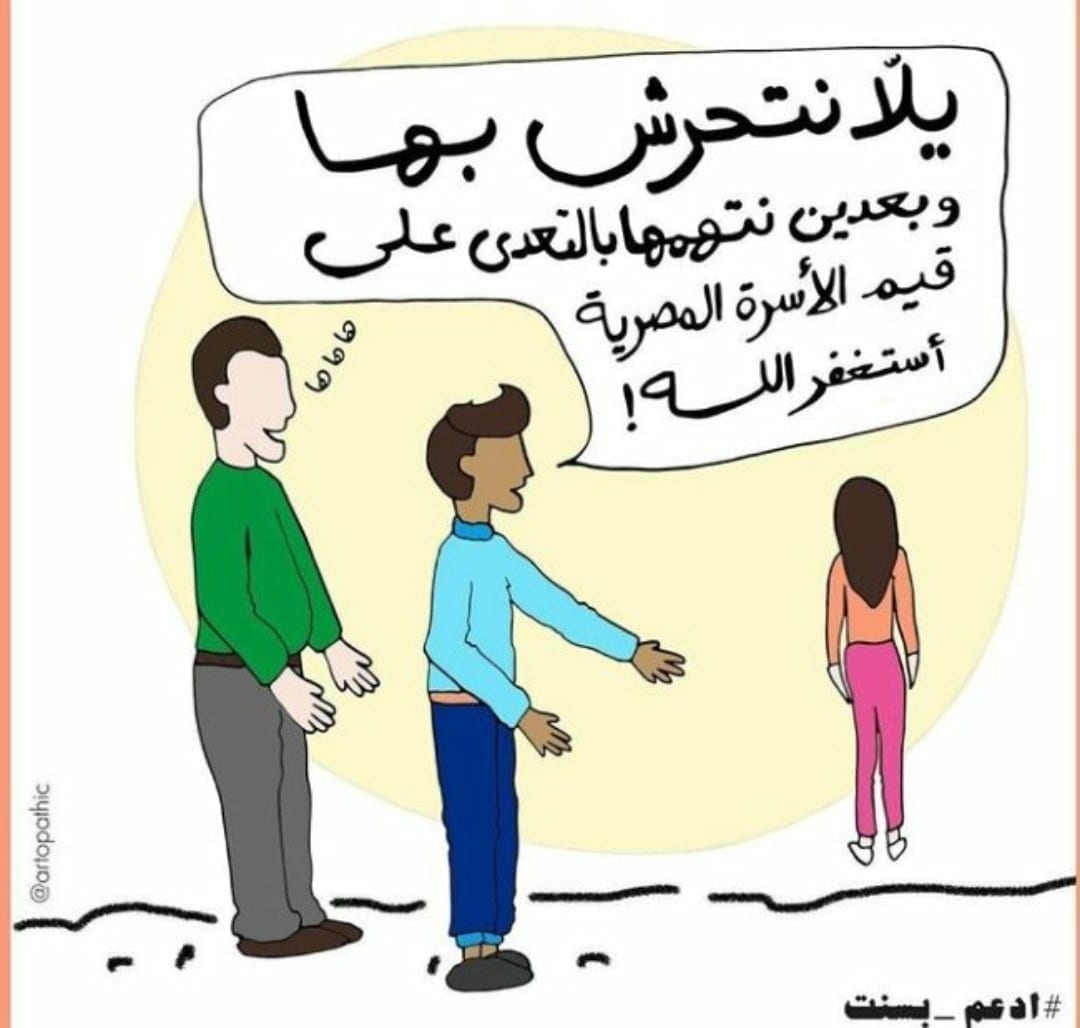 The Sexual Harassment Incident in Mit Ghamr and Bassant: Why this could be the Case to Save us all!