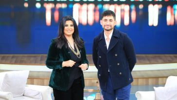 "Top 5 Highlights from Amir El Masry's Appearance with Mona Al Shazli's ""Maakom"""