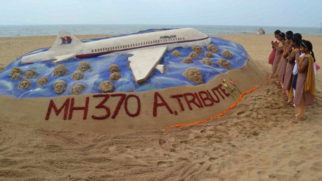 Disappearance of Flight MH370