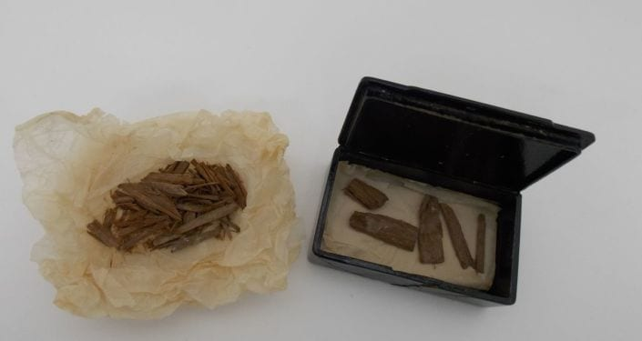 Lost Egyptian artefact from Great Pyramid of Giza present in cigar box in Scotland