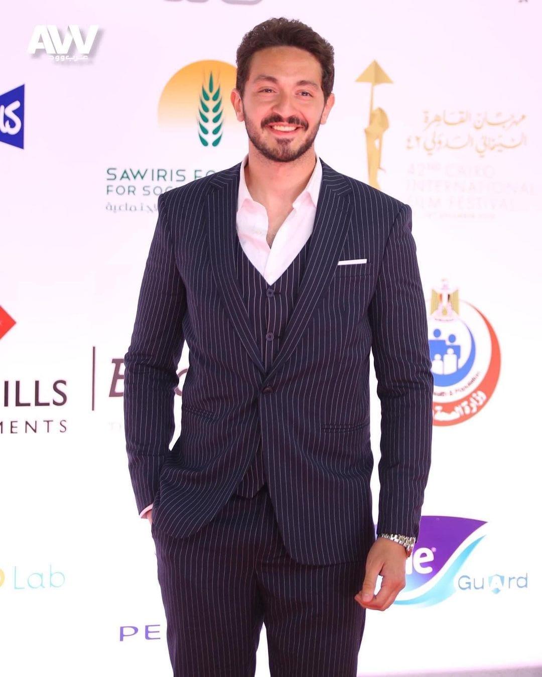 Cairo Film Festival Red Carpet