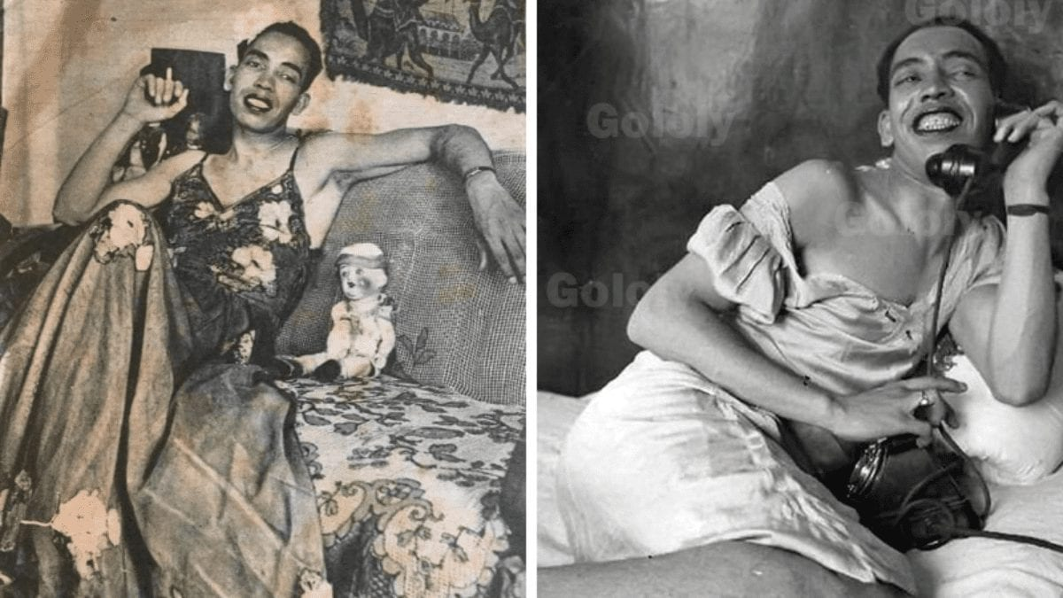 Our Top 10 Drag Characters in Egyptian History!