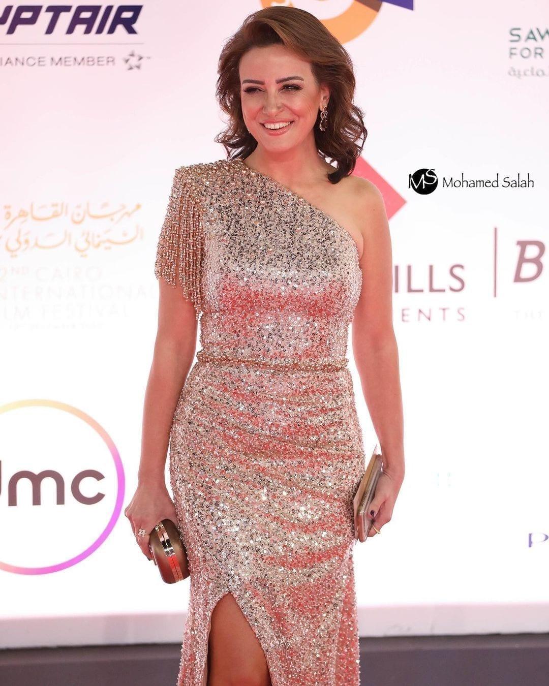 7 Egyptian Designers Who Stole the Spotlight at Cairo International Film Festival Red Carpet