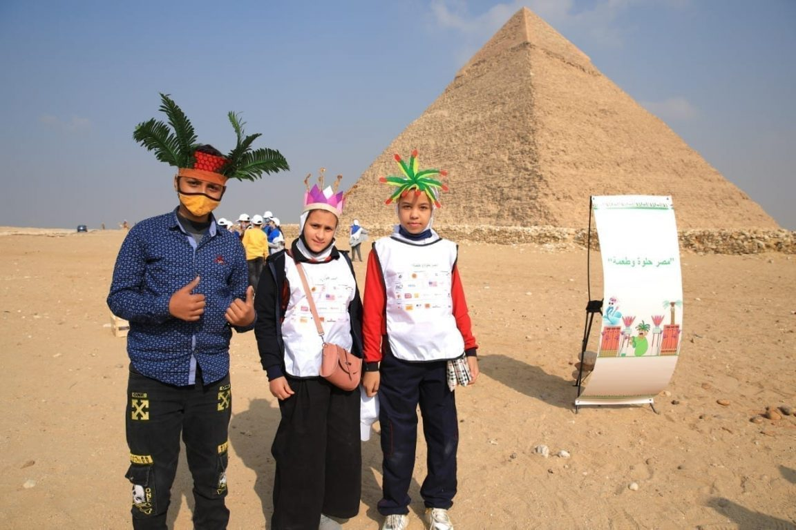 Art D'Égypte: On a Mission to Raise Awareness on Egyptian cultural heritage with Public School Children