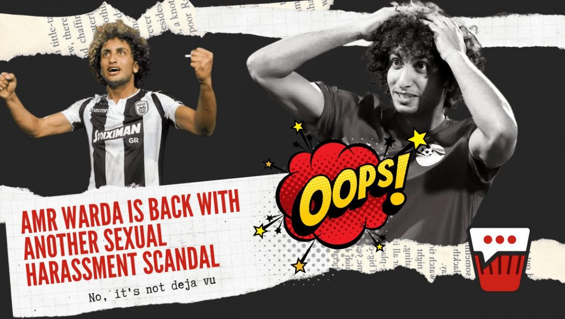 Amr Warda is Back With Another Sexual Harassment Scandal