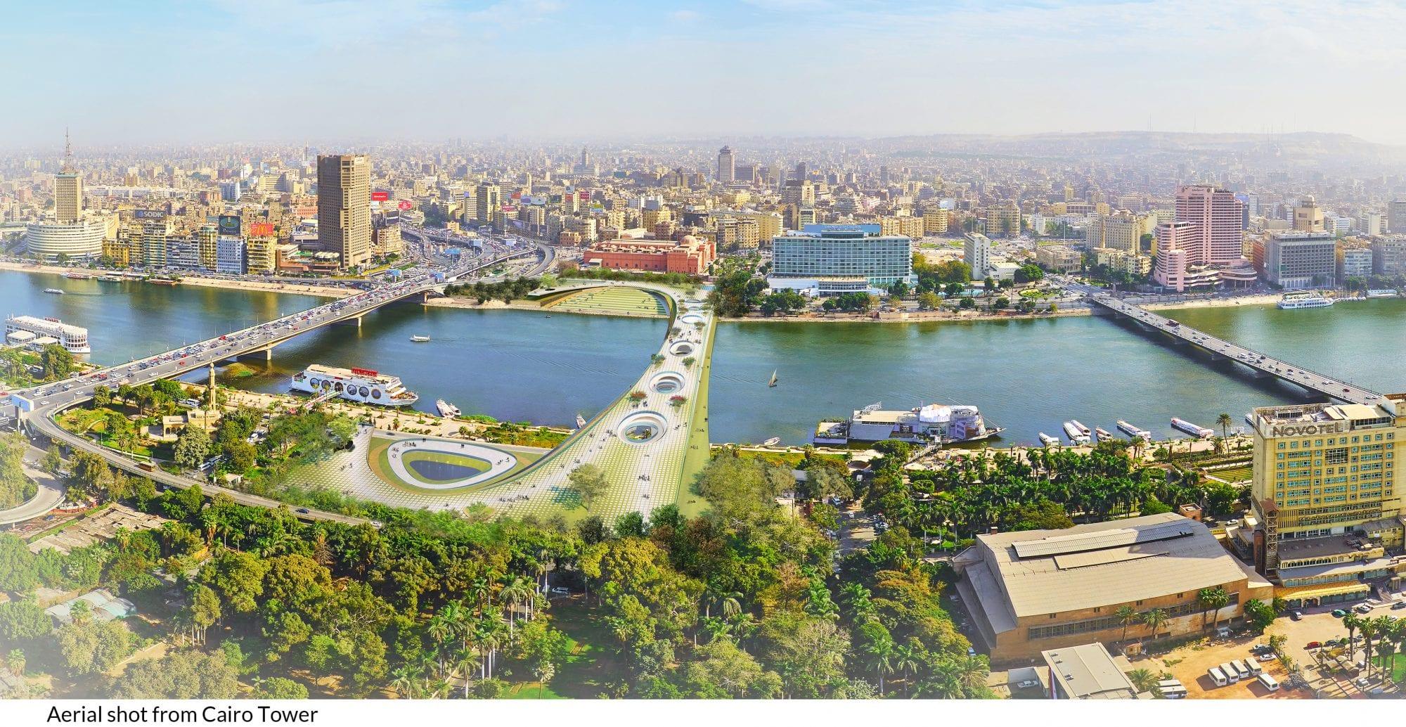 Five Egyptian architects won Rifat Chadirji Prize 2020