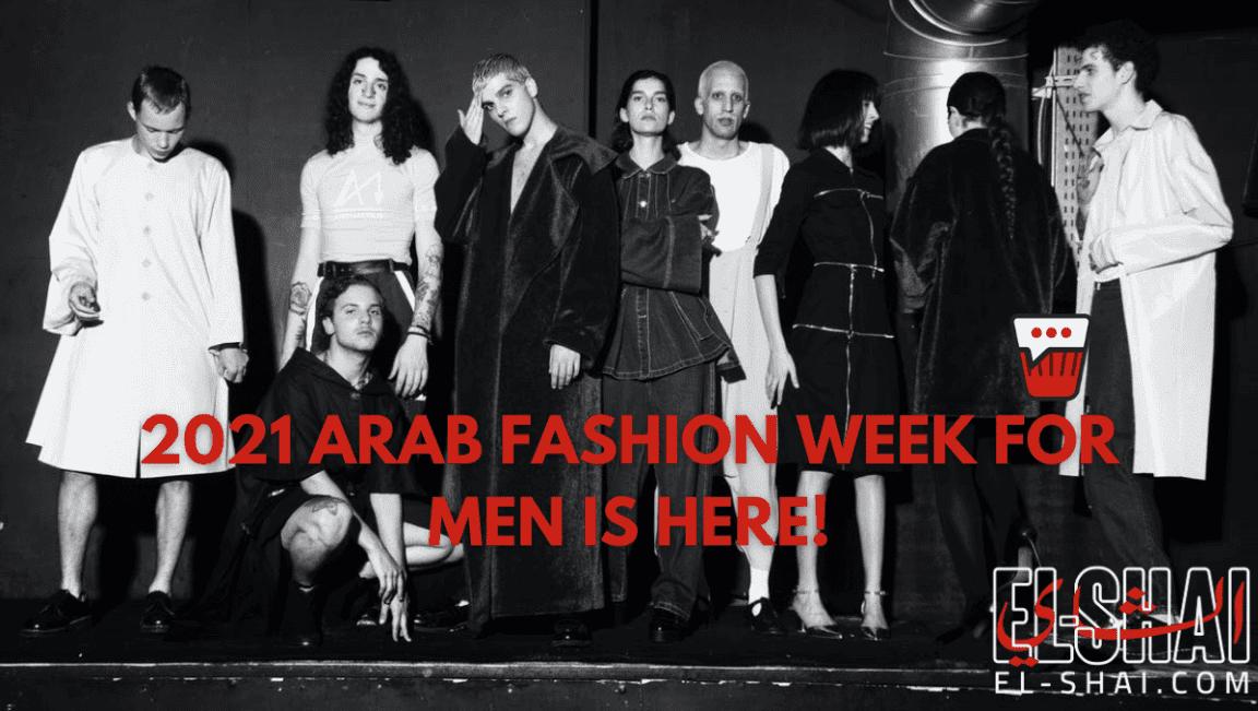 Arab Fashion Week (AFW) 2021: First-ever Arab fashion week for men is here; virtually!