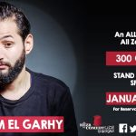 """Hashem El Garhy: Why I'm doing the """"300 Grams"""" Stand Up Comedy Special"""