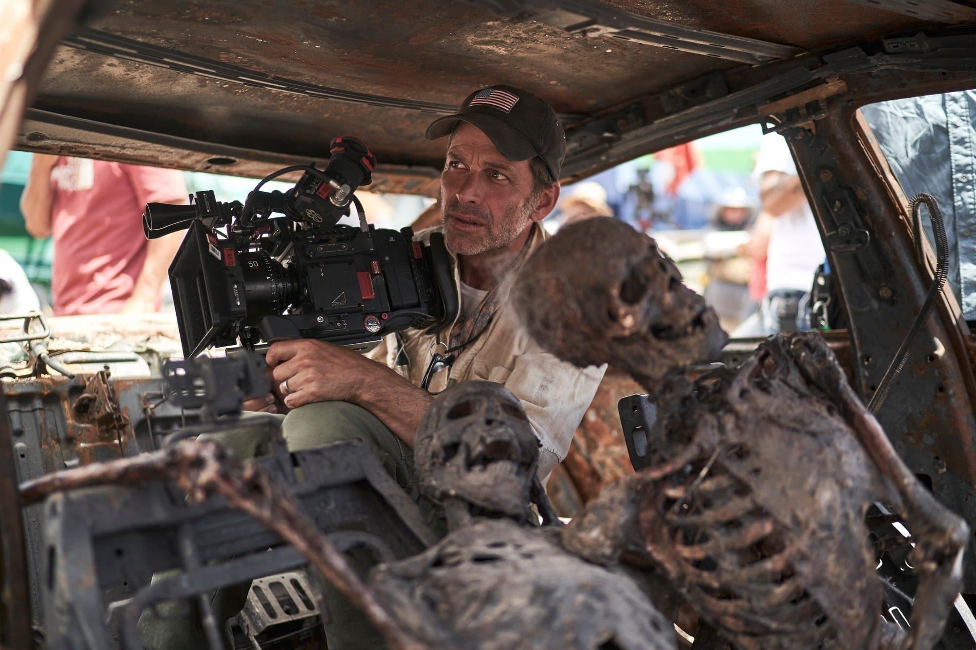 First Look: Zack Snyder's ARMY OF THE DEAD coming to Netflix Summer 2021