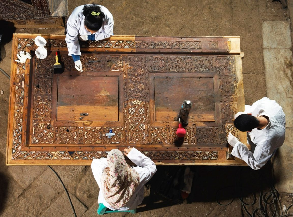 Preserving Egypt's Layered History with Google Arts & Culture