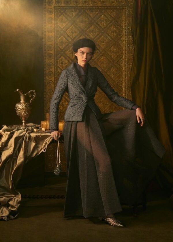 2021 Dior Haute Couture Collection: Exploring Tarot Cards