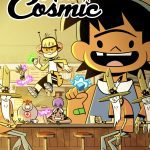 """Netflix Releases The Trailer And Key Art For Kids 2d Animation Series """"Kid Cosmic"""""""