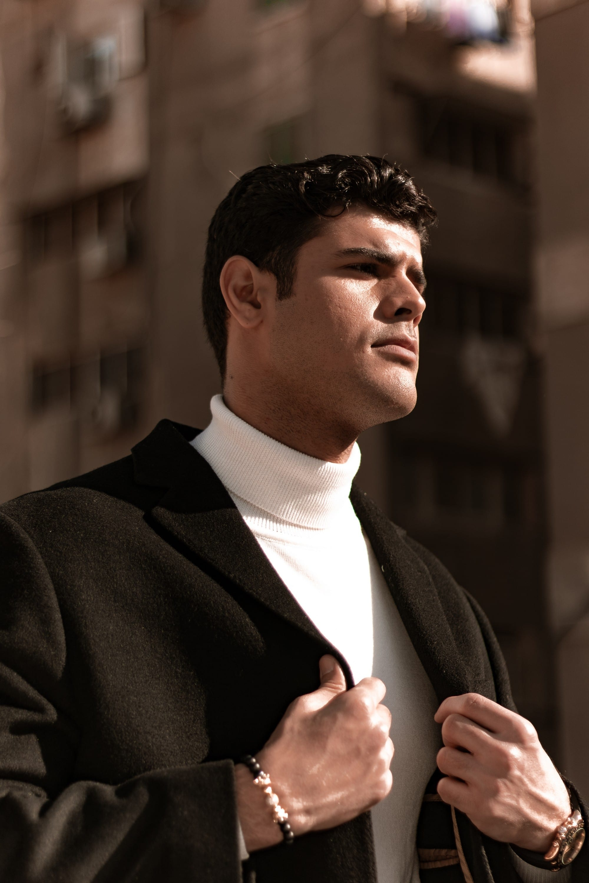 Alaa Arafa: The Egyptian Actor Who's on His Way to Become the Next Big Action Star!