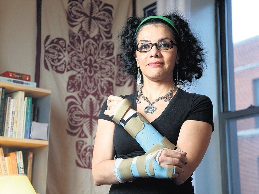 7 Famous Egyptian Women Who Risked Their Careers to Fight the Patriarchy!