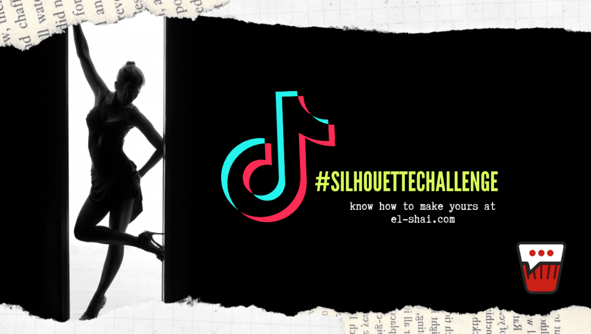 Silhouette Challenge Tiktok Tutorial How To Make The Hottest Challenge Yours El Shai