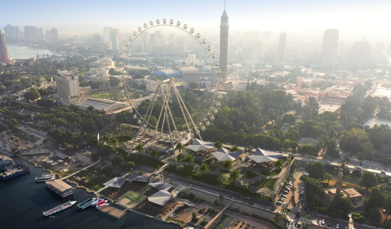 Cairo Eye