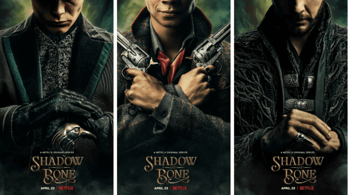 """Everything you NEED to Know About Netflix's New Show """"SHADOW AND BONE"""""""