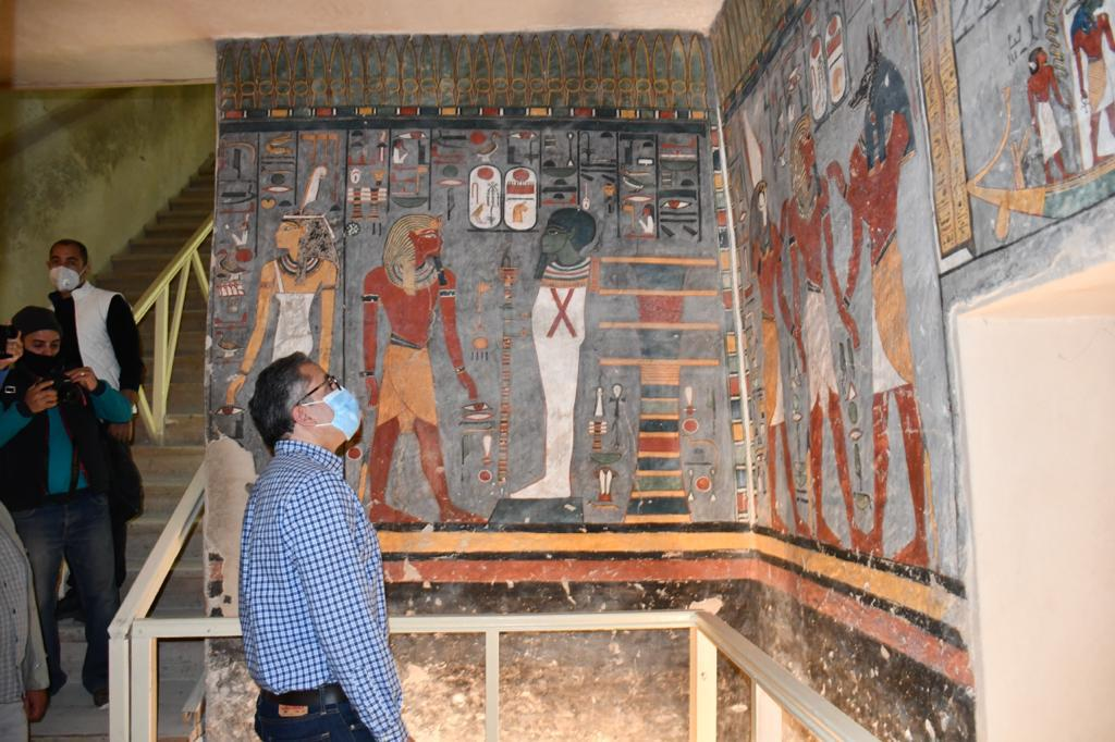 Exciting News: The Tomb of Ramses I Reopens after Restoration in Egypt's Luxor