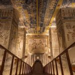 The tomb of Ramses I Reopens after Restoration in Luxor