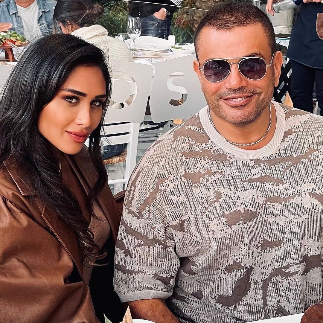 مين إنجي كيوان؟ وايه حكايتها مع عمرو دياب؟