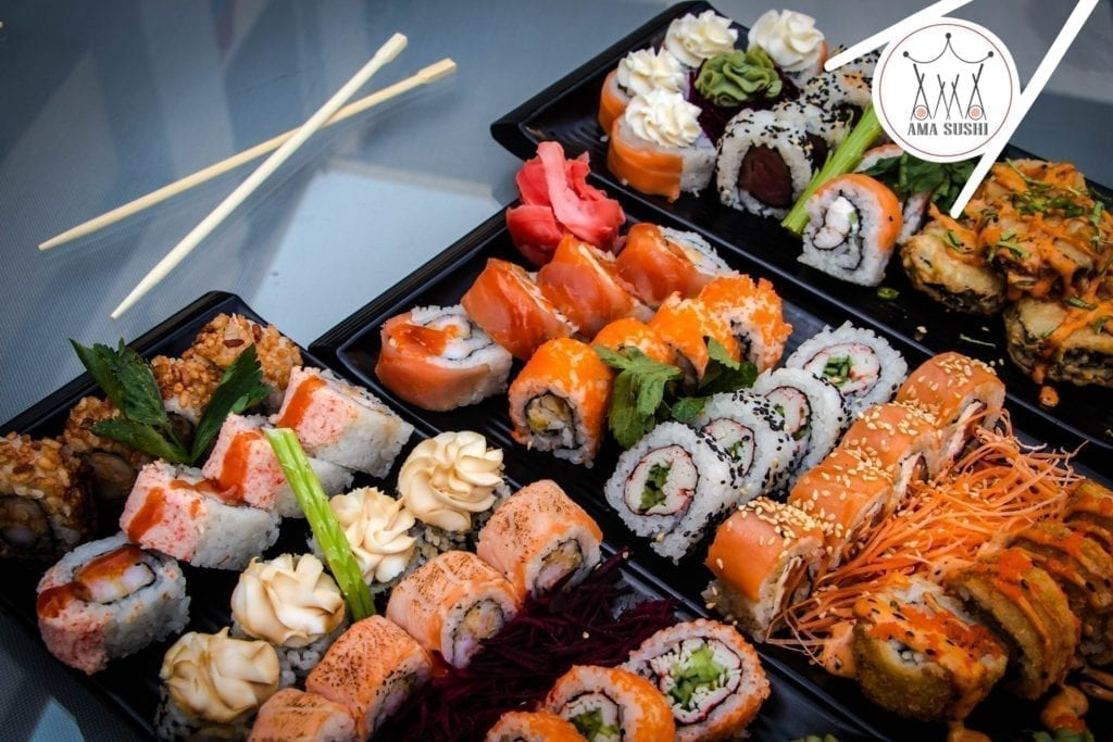 10 Affordable Sushi Places other than Mori Sushi