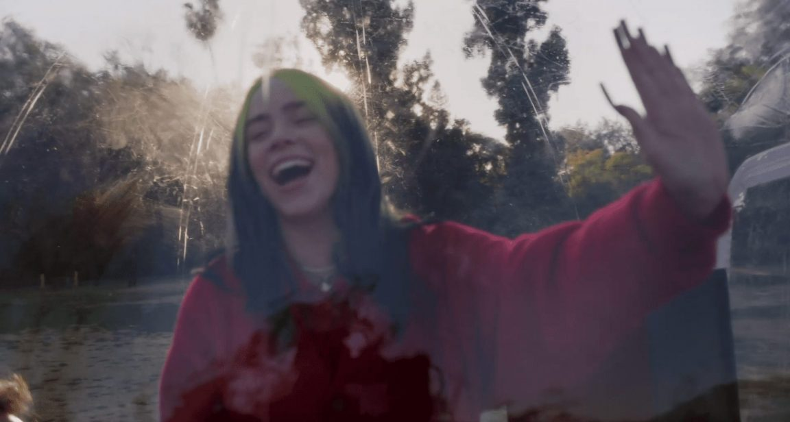 American singer-songwriter Billie Eilish and record producer FINNEAS