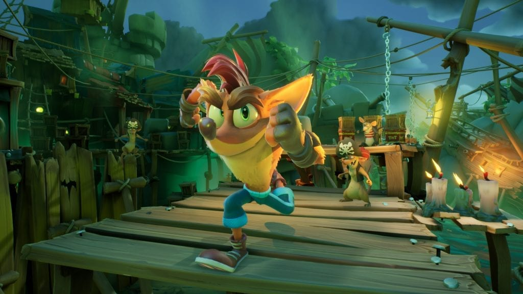 Crash Bandicoot Makes His Way Four-Ward to Next-Gen Consoles, Switch, and PC in 2021!