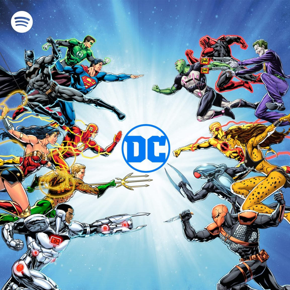 Audio Brings New Dimension to the DC Universe