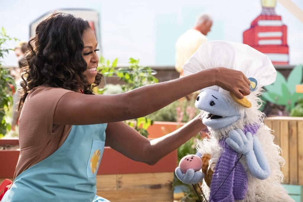 Waffles + Mochi: Michelle Obama Announces Family Series on Netflix
