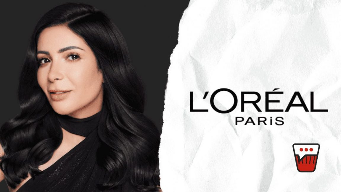 Mona Zaki to Join L'Oréal Paris as their new official ambassador in the Middle East and North Africa