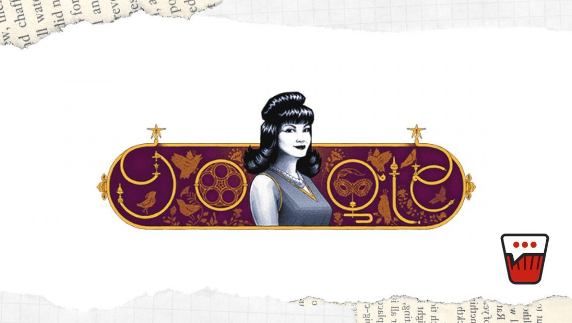 Google celebrates the 90th birthday of the beloved star Shadia