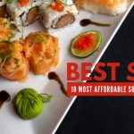 10 Affordable Sushi Places in Cairo Other Than Mori Sushi!