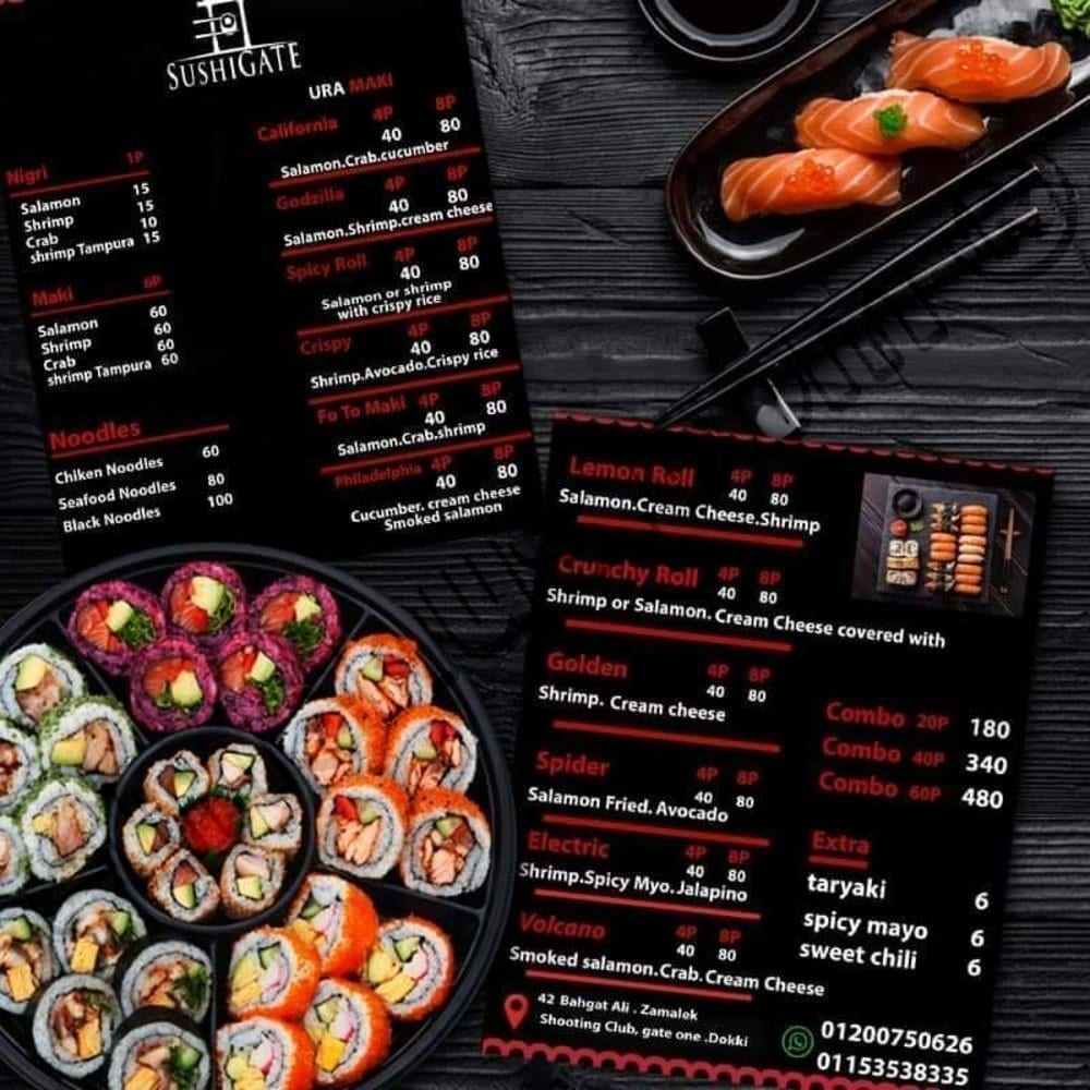 10 Affordable Sushi Paces other than Mori Sushi