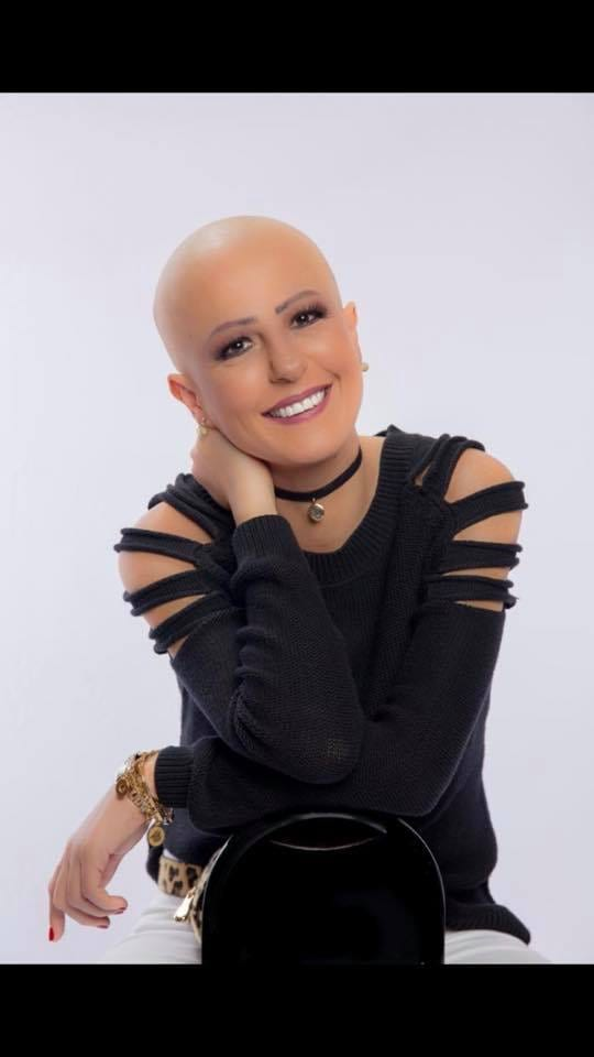 TV Presenter Lina Shaker Announces her Battle with Cancer in the most Badass way!